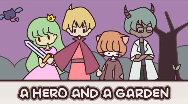 Interview avec Npckc - Un héros et un jardin (Nintendo Switch)