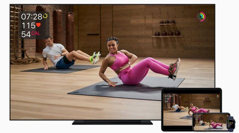 Apple Fitness Plus sera lancé le 14 décembre