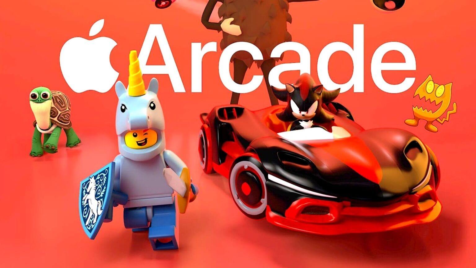 Certaines personnes qui ont déjà essayé Apple Arcade obtiennent un deuxième essai gratuit.