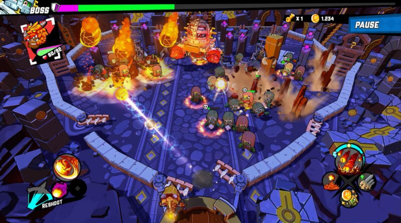 Pinball Heroes 'transforme le tower defense en un jeu de flipper