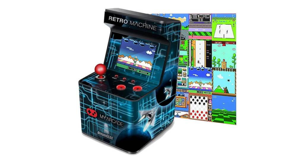 console de jeu portable dreamgear arcade machine