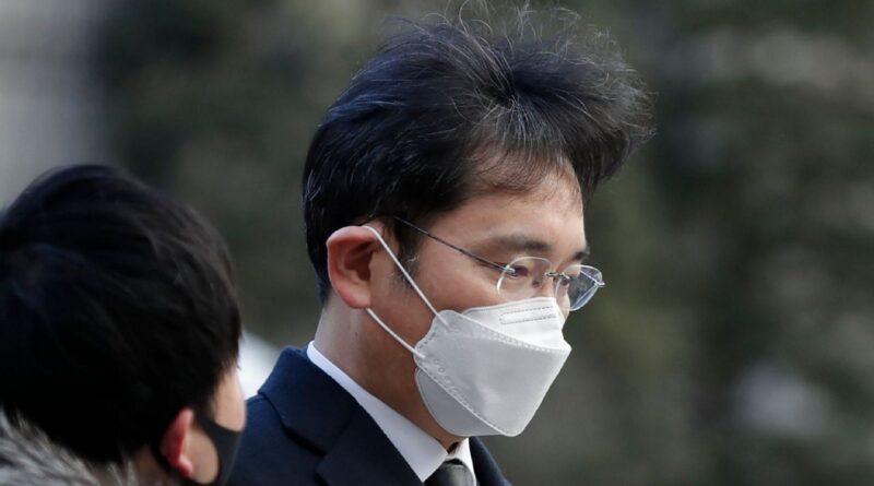 Les procureurs demandent une peine de 9 ans de prison pour le chef de Samsung Lee