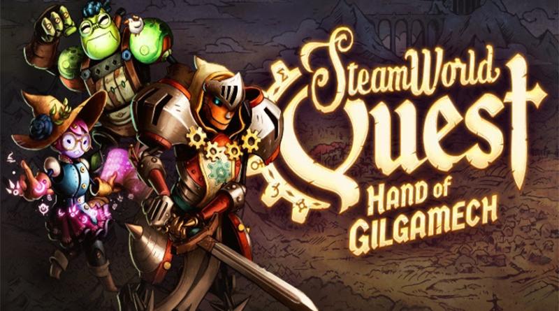 Hand of Gilgamech disponible maintenant sur l'App Store pour iOS et iPadOS