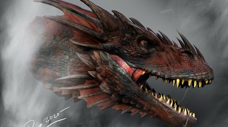 House of the Dragon : les dragons du spin-off de Game of Thrones se dévoilent