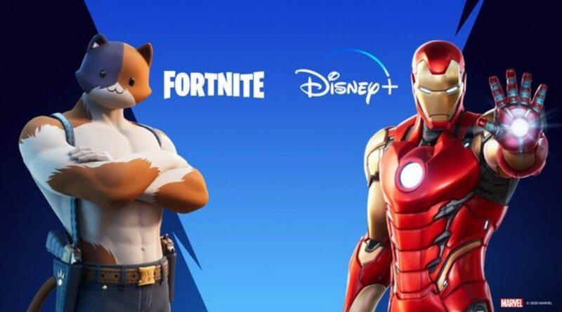 Fortnite offre 2 mois d'abonnement à Disney+ pour tout achat de V-Bucks