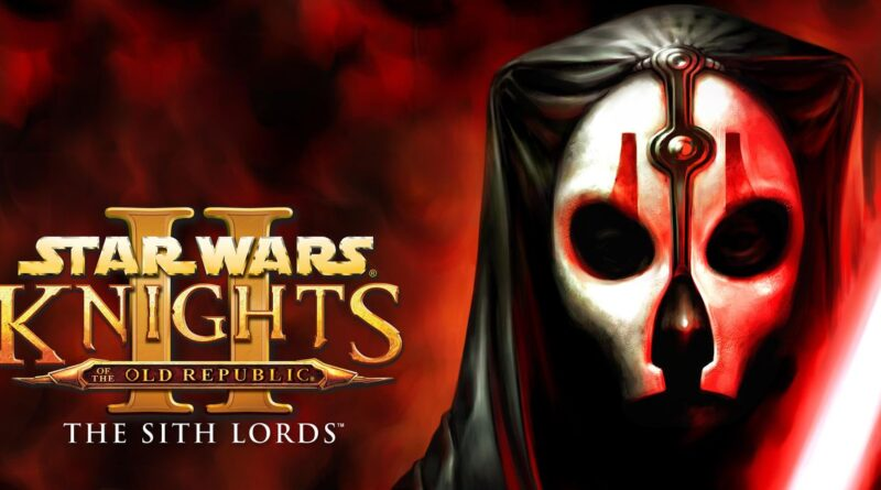 Star Wars: Knights of the Old Republic 2 arrive sur iOS et Android le 18 décembre