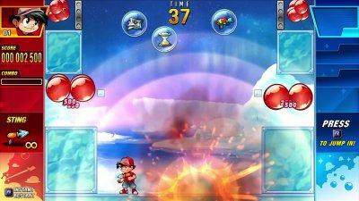 Pang Adventures Buster Edition : le jeu d'action de Pastagames est disponible en édition physique