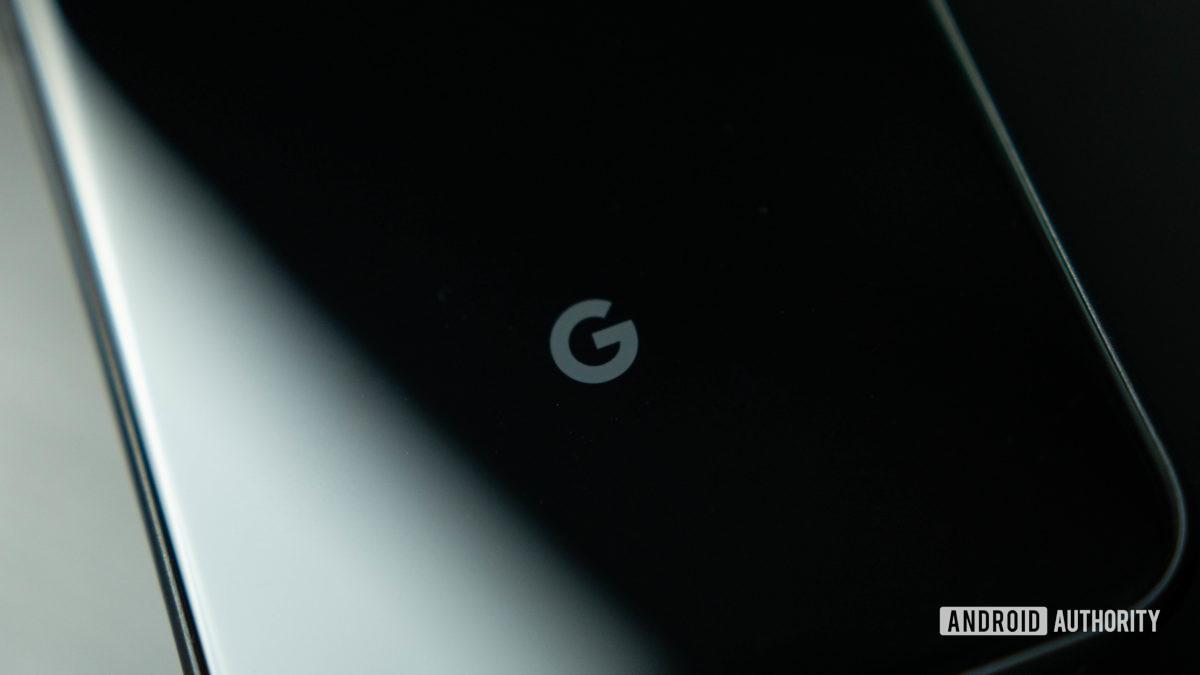 Logo Google Pixel 4