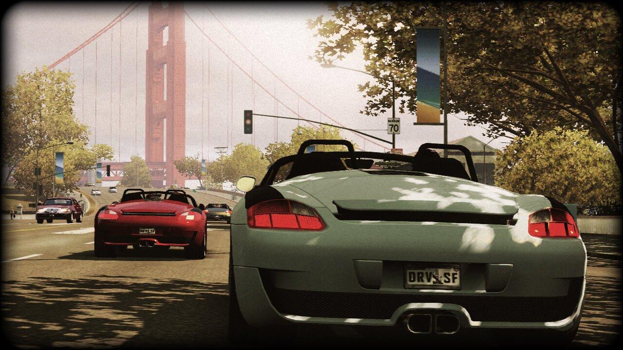 Pilote San Francisco Ubisoft