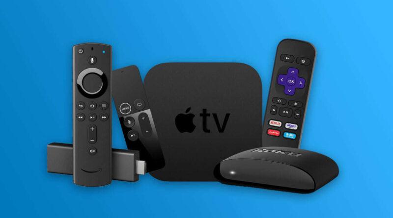 Meilleur appareil de streaming multimédia pour 2021: Fire Stick 4K, Roku, etc.