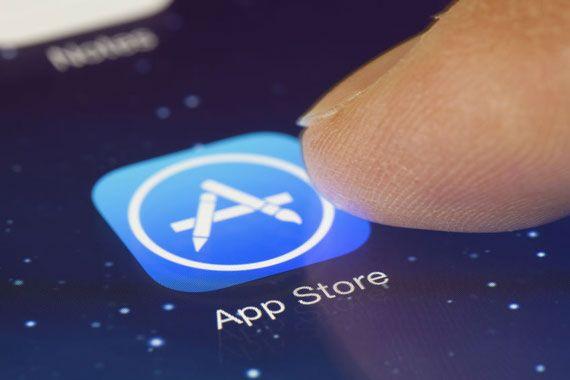 Apple dévoile des dépenses record sur son App Store controversé