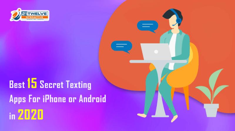 Les 15 meilleures applications de messagerie secrète pour iPhone ou Android en 2020