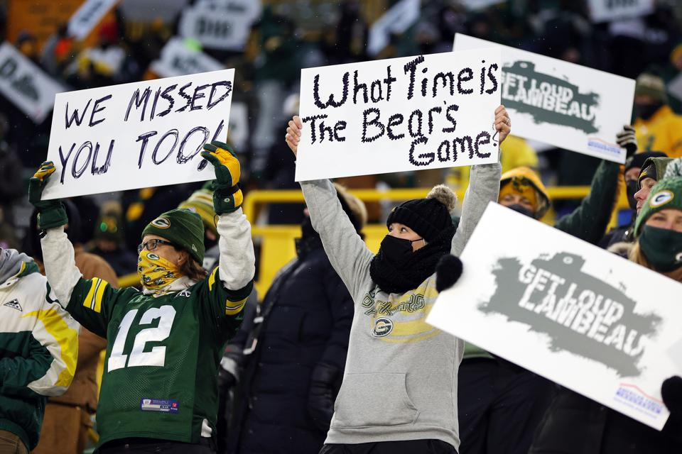 Épreuve de division - Los Angeles Rams v Green Bay Packers