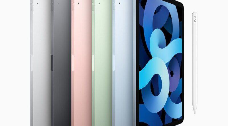 Les revenus de l'iPad augmentent de 41% au premier trimestre 2021, établissant un nouveau record au Japon