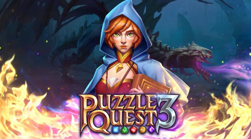 Puzzle Quest 3 est un jeu gratuit, lancé en 2021