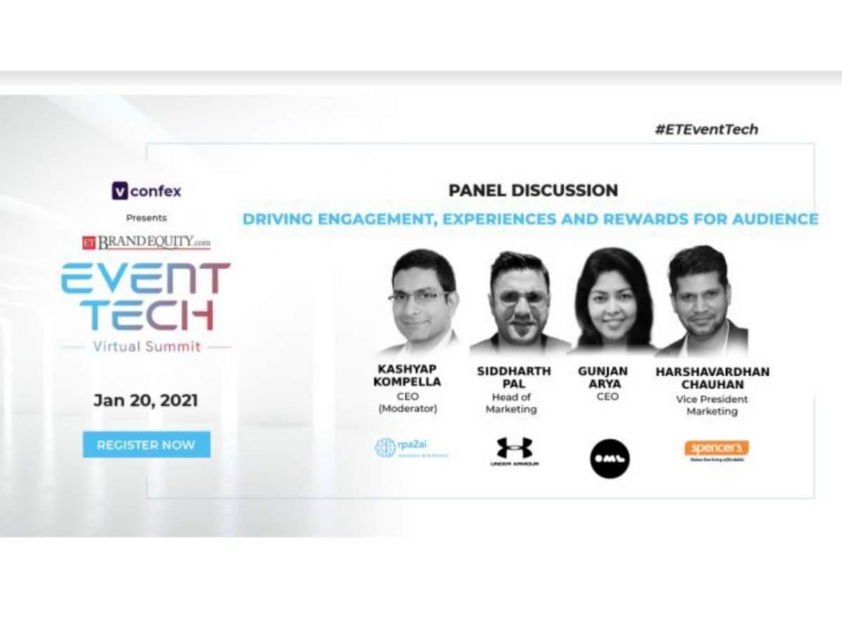 Event Tech Virtual Summit: Rise of the Phygital Pillar dans l'industrie événementielle