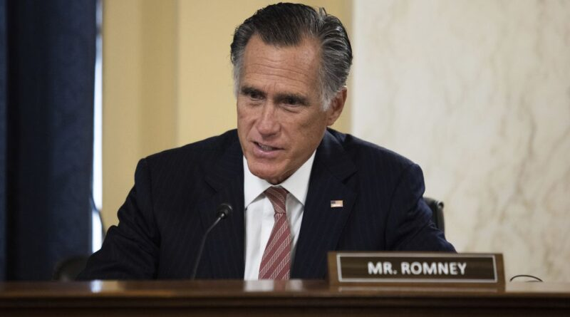 Romney parmi les législateurs du GOP exhortant Biden à les rencontrer sur le soulagement du virus