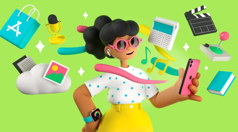 Les services Apple divertissent, informent et connectent le monde au cours d'une année sans précédent