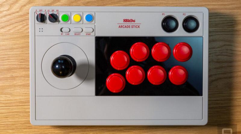 Le deuxième bâton d'arcade de 8BitDo est moddable, élégant et polyvalent »TechnoCodex