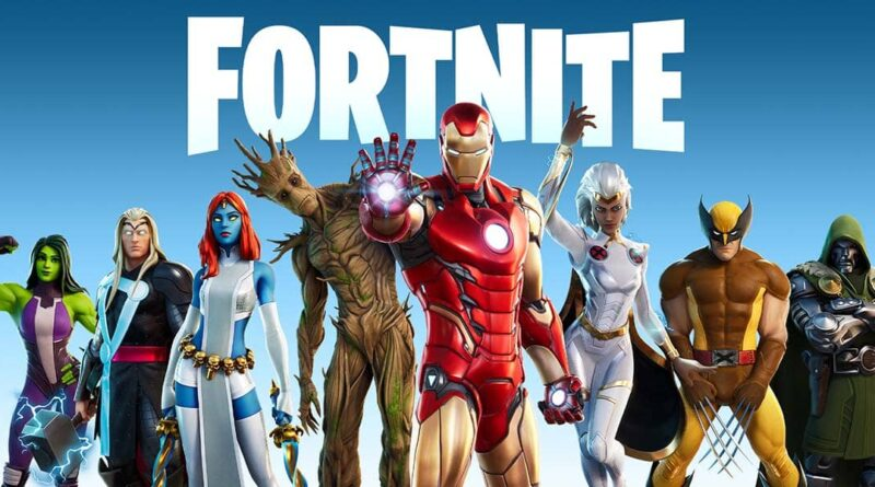Epic Games Fortnite vs Apple