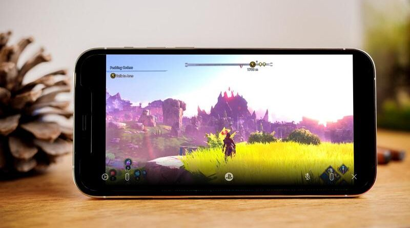 how to play ps5 games on iphone android