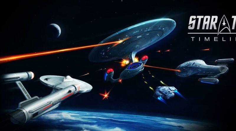 Star Trek Timelines célèbre son 5e anniversaire avec un événement à durée limitée