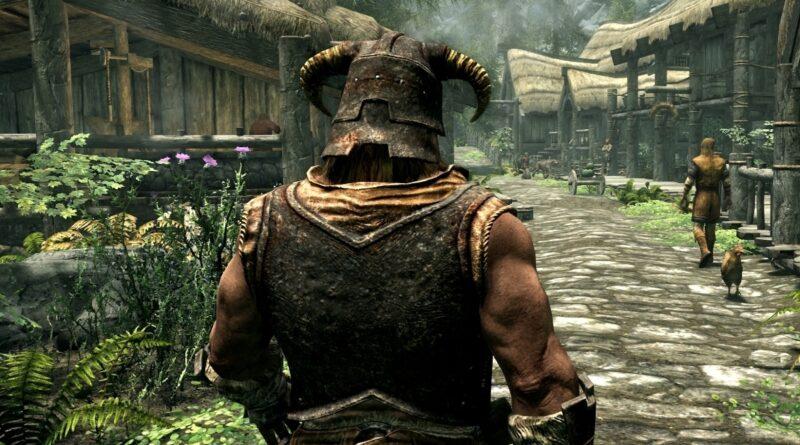PlayStation 5 peut désormais jouer à Skyrim à 60 ips grâce au nouveau mod • Eurogamer.net