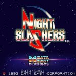 Arcade de Johnny Turbo: Night Slashers (Switch eShop)