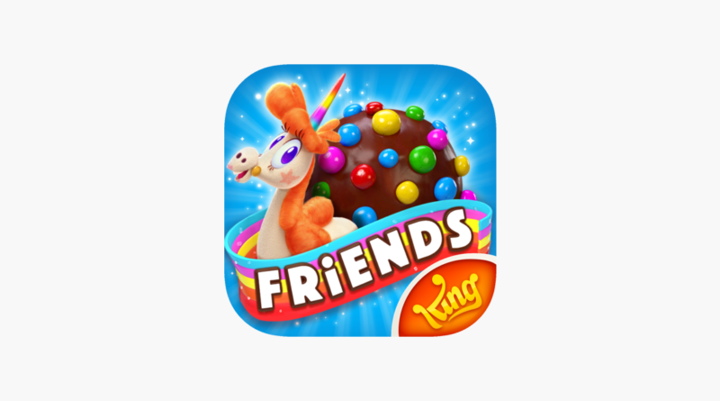 Candy Crush Friends Saga dans l'App Store