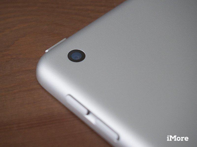 Caméra arrière sur iPad (2020)