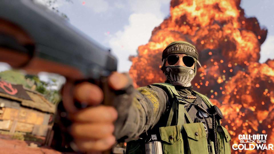Gun Game Guerre froide