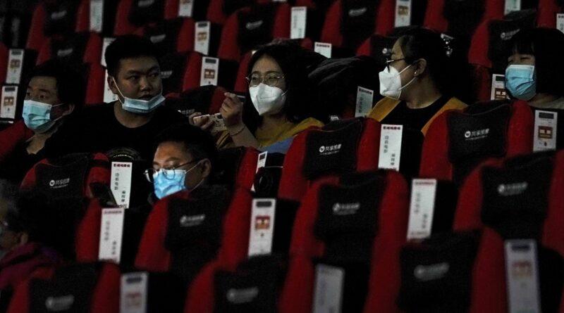 C'est un succès!  Les Chinois sont de retour dans les salles de cinéma