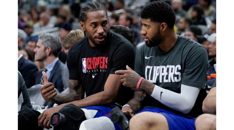 Kawhi Leonard et Paul George des Clippers mis à l'écart contre les Cavaliers - Orange County Register