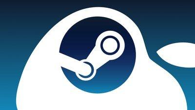 logo pomme vapeur