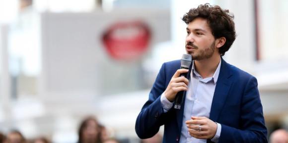 Nicolas Brien, directeur général de l'association France Digitale, qui représente 1 800 entrepreneurs et investisseurs du numérique