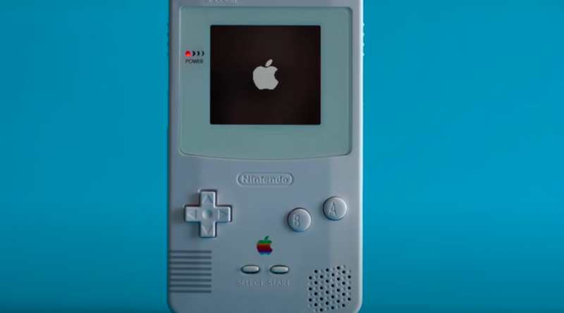 YouTuber a converti une GameBoy Color en une télécommande Apple TV