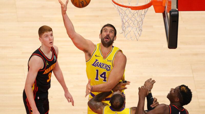 Les Lakers ne s'inquiètent pas de la faible production offensive de Marc Gasol - Orange County Register
