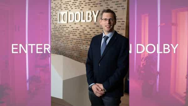 John Couling de Dolby parle de ses projets pour 2021