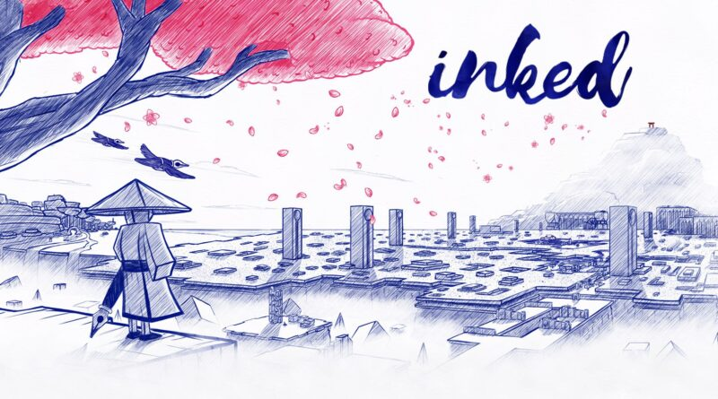 Jeu de la semaine TouchArcade: 'Inked' - TouchArcade