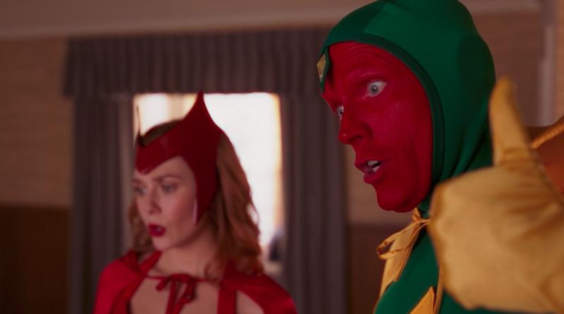 Récapitulatif de l'épisode 6 de WandaVision: l'émission Disney Plus Marvel devient effrayante dans les années 90