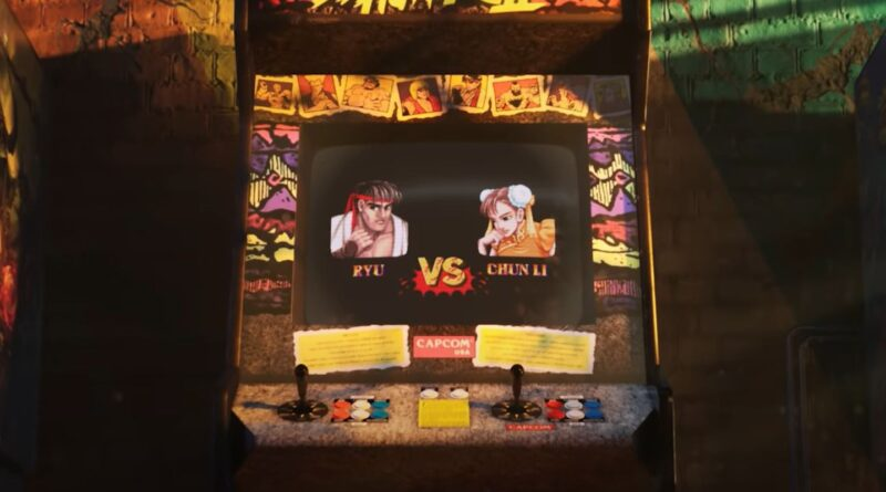 Le dernier crossover de Fortnite ajoute deux personnages emblématiques de Street Fighter