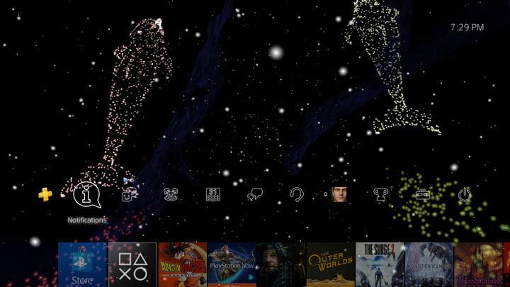 Thème Tetris Effect PS4