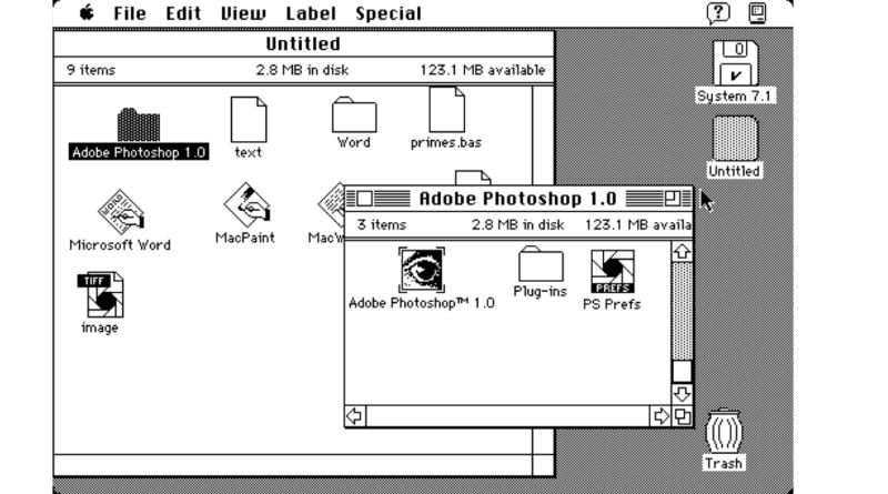 Le Macintosh Apple de 1984 - À quoi ressemble-t-il aujourd'hui?  |  par Dmitrii Eliuseev |  Mars 2021