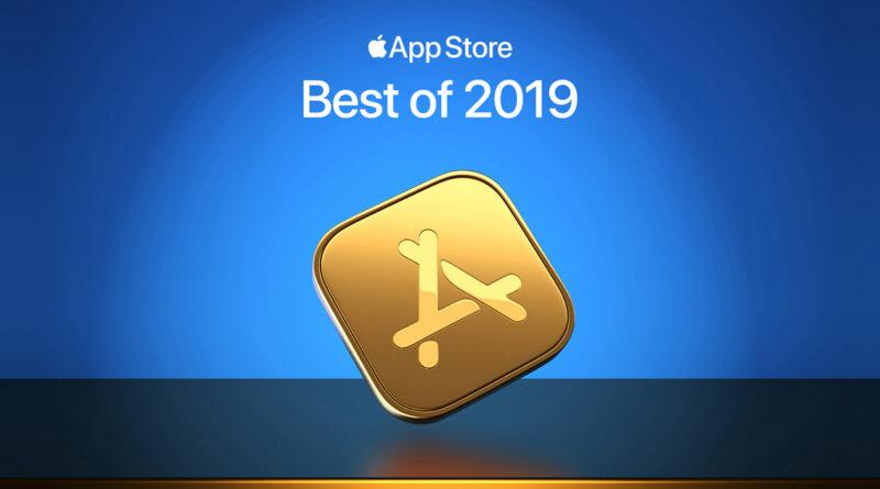 Apple célèbre les meilleures applications et jeux de 2019