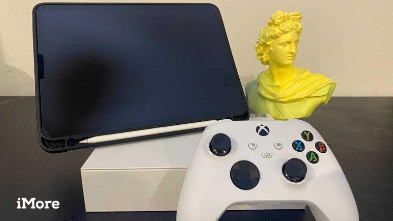 Manette Xbox avec Ipad