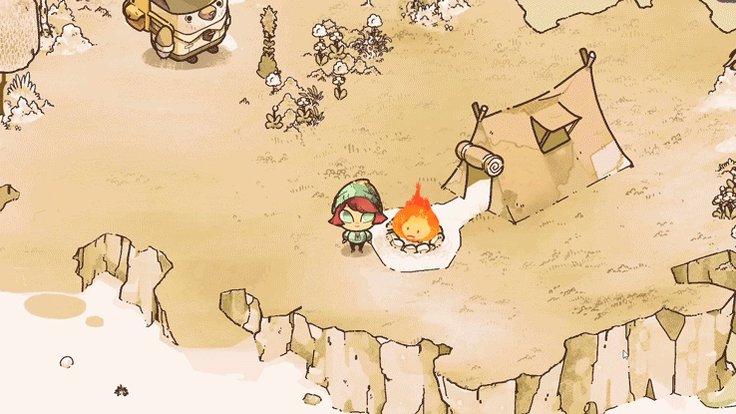Cozy Grove est un jeu sur la restauration de la couleur sur une île hantée, maintenant disponible sur Apple Arcade |  Des articles
