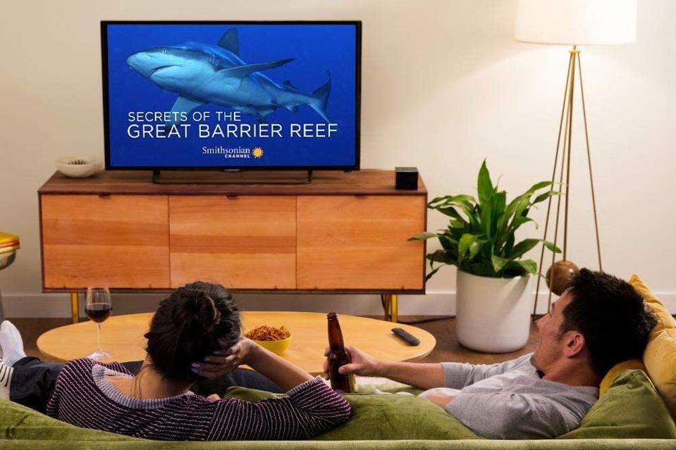 Cube Amazon Fire TV