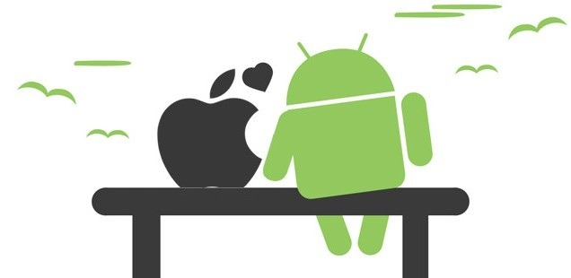 Installer des applications iOS sur Android