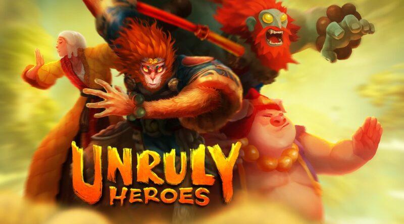 Jeu de la semaine TouchArcade: 'Unruly Heroes' - TouchArcade