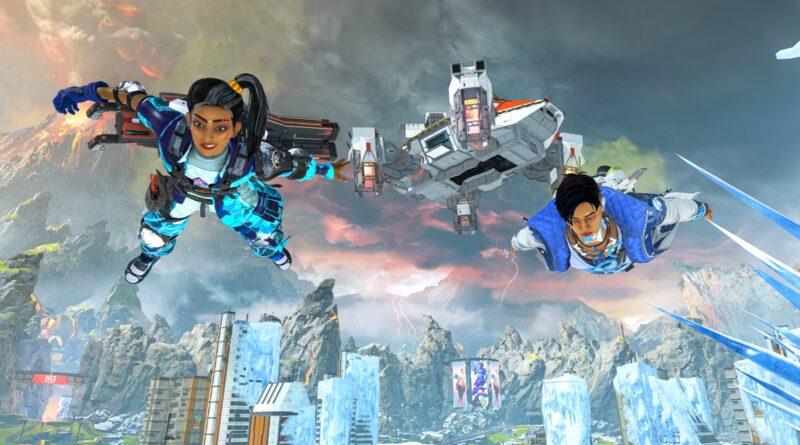 La bande-annonce de gameplay d'Apex Legends sur Nintendo Switch révélée